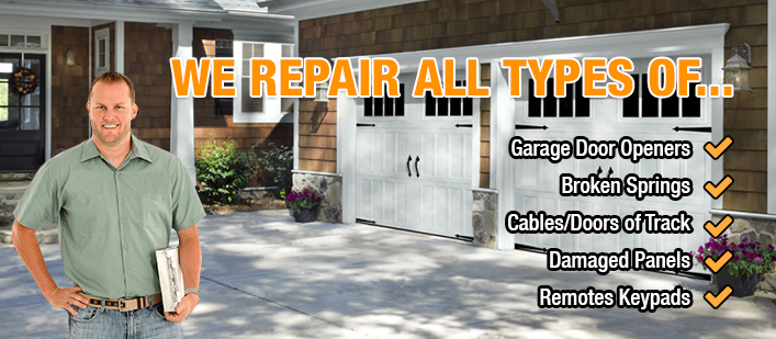 Garage Door Repair Lone Tree CO